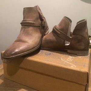 FREE PEOPLE Braeburn Ankle Boot Sz 8.5